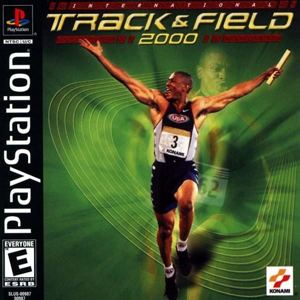 Maurice-Greene-Playstation-Game