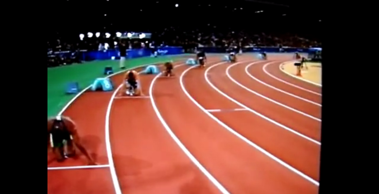 2000 Sydney Olympics Men's 400mH