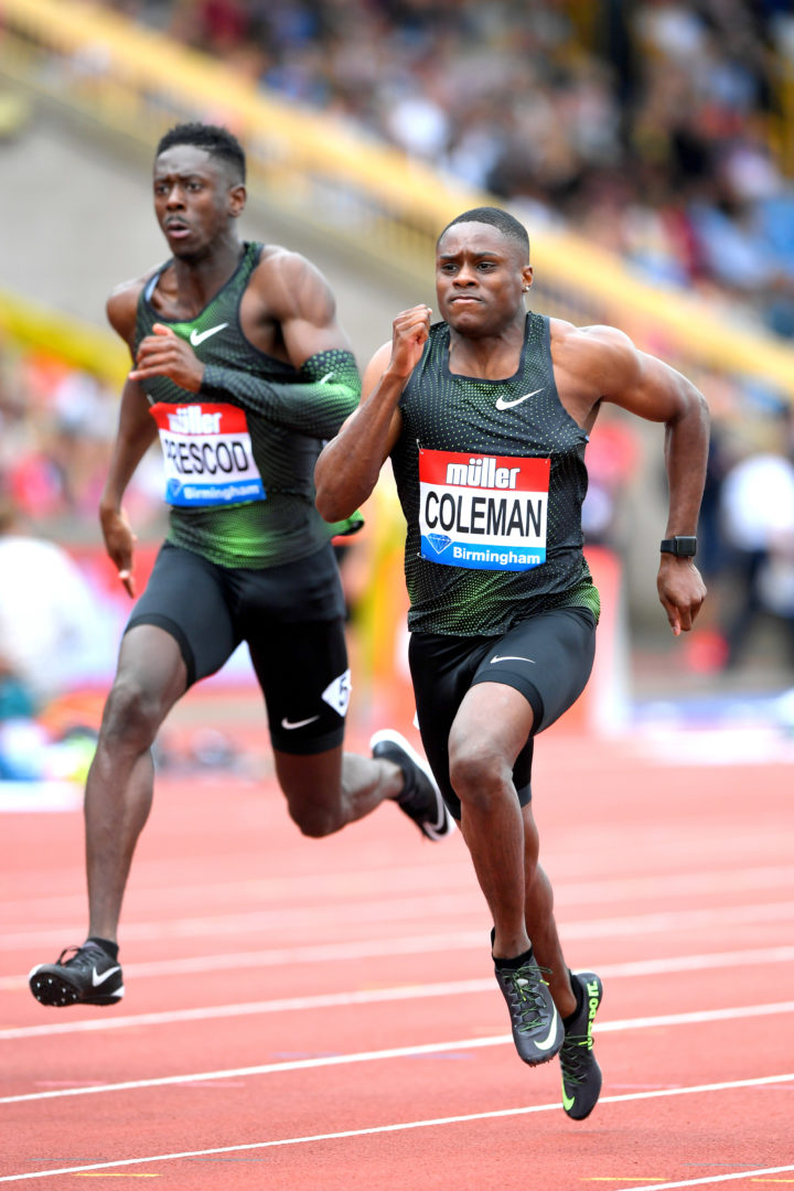 Track and Field: Grand Prix Birmingham