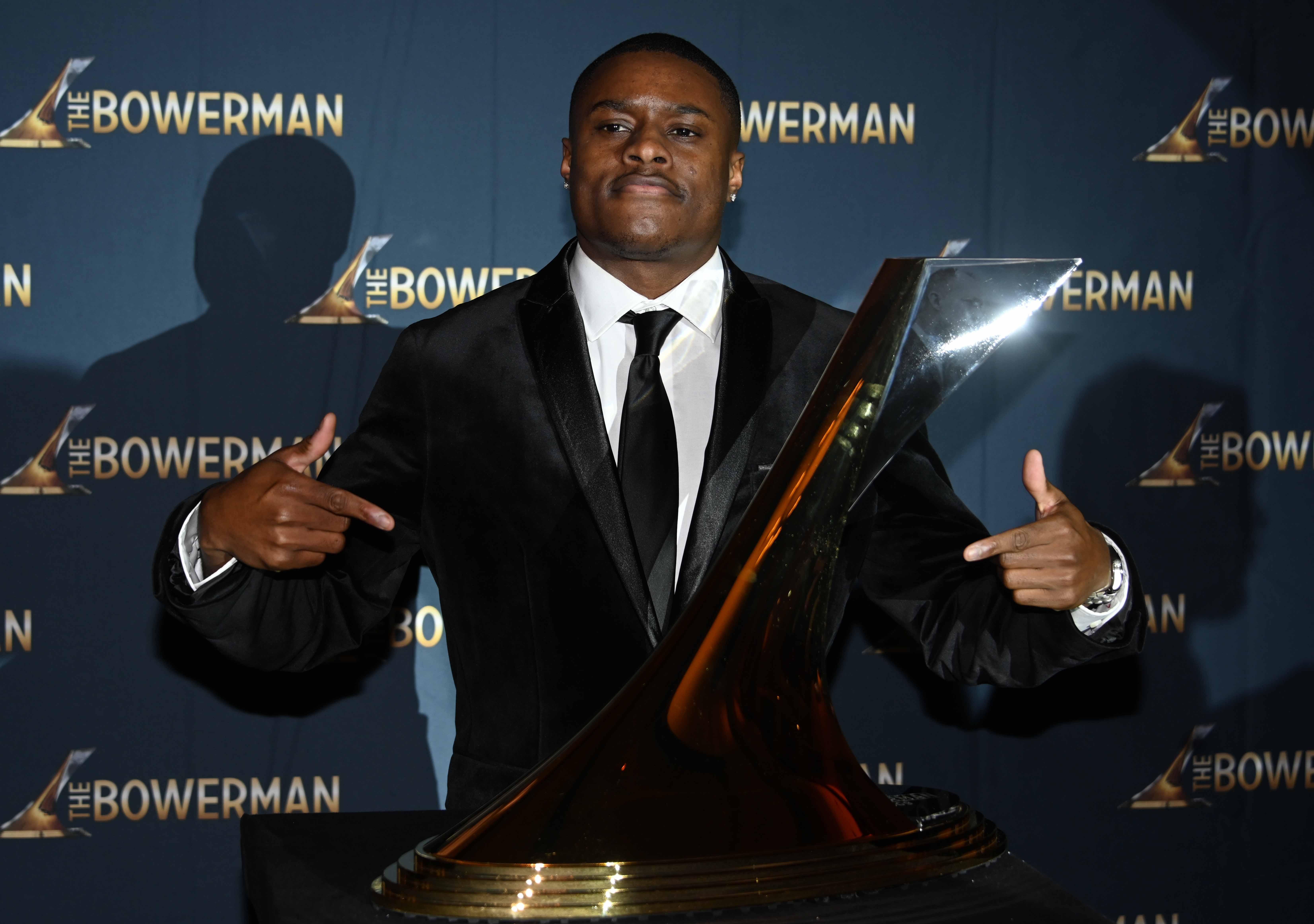 Track and Field: Bowerman Awards