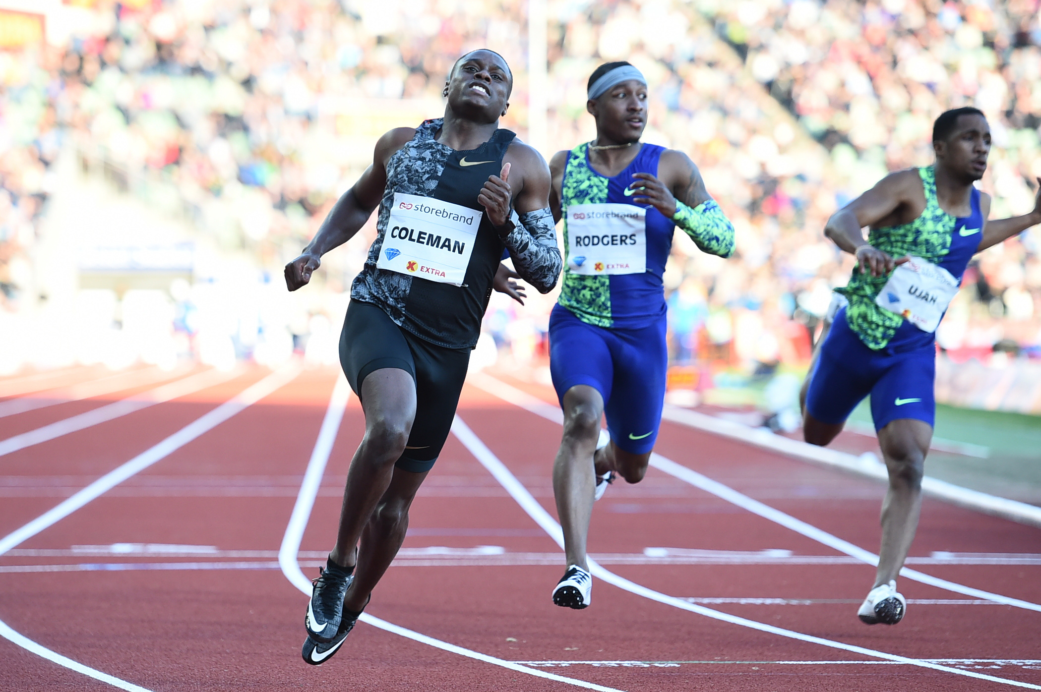 Track and Field: 54th Bislett Games