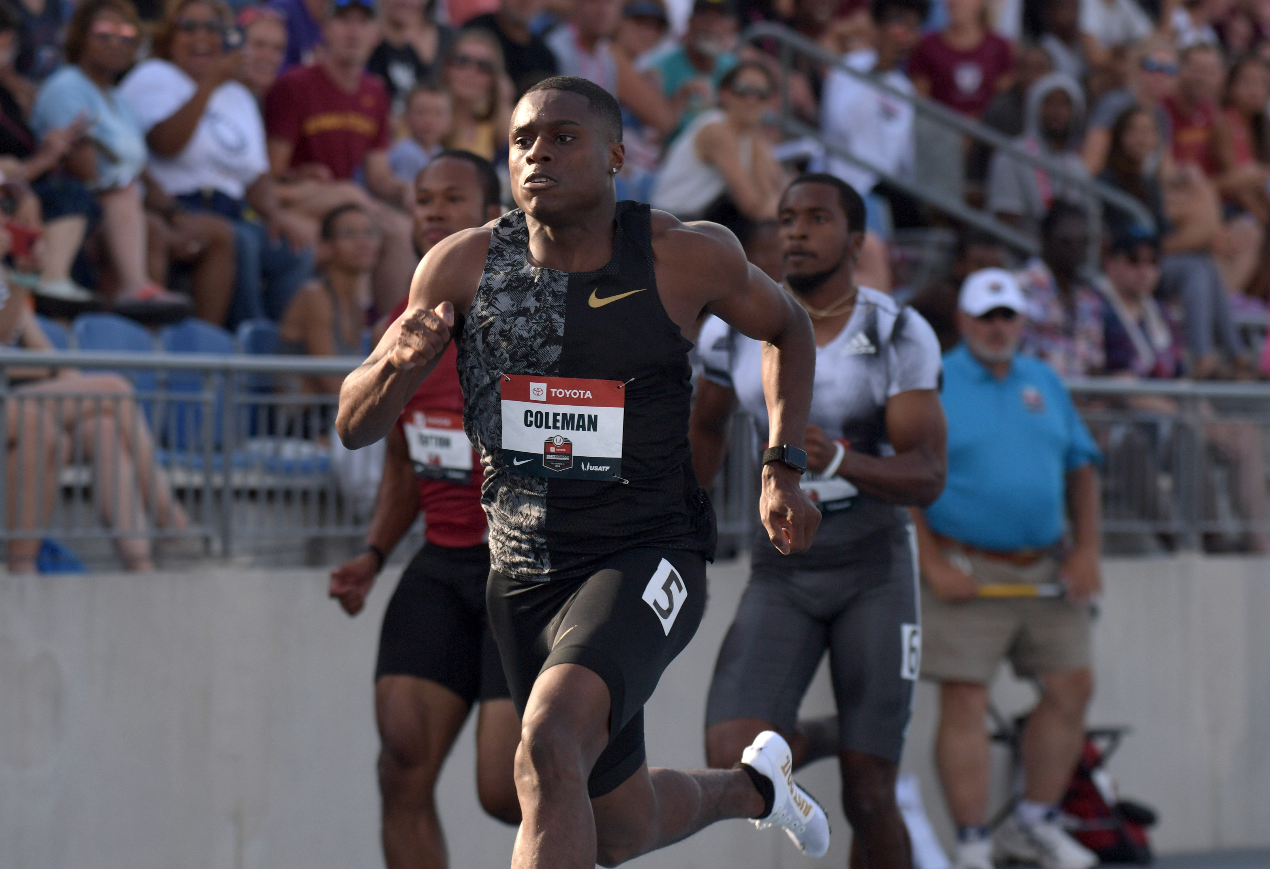 Track and Field: USATF Championships